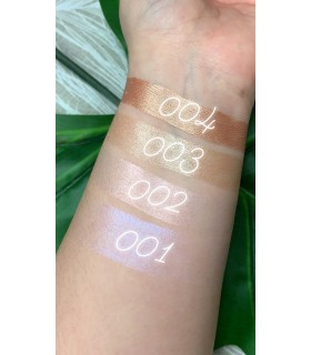 Swatches Iluminador Highlighter Drops