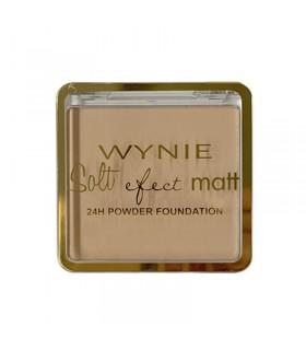 Maquillaje en polvo compacto WYNIE