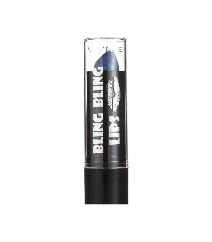 Barra de labios con glitter